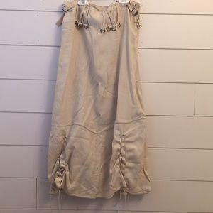 Da-Nang Midi Skirt